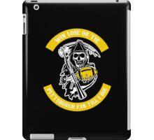 Win Lose Or Tie Pittsburgh Steelers Fan Till I Die. iPad Case/Skin