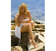 A Touch Of Marilyn Photographic Print