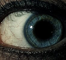 blu eye by NNPhoto
