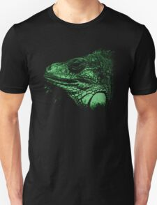 leguan, animal, girl shirt Unisex T-Shirt