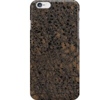 Leather brown  iPhone Case/Skin