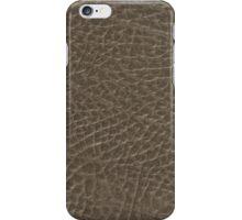 Beije leather iPhone Case/Skin