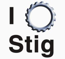I Love Stig T-Shirt