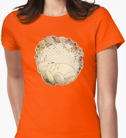 Toto Womens Fitted T-Shirt