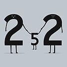 2 + 2 = 5 by filiskun