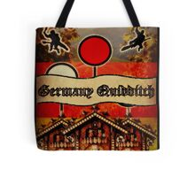 New Germany Quidditch Tote Bag