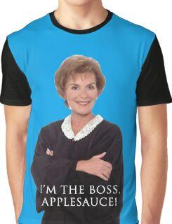 I'm the Boss Graphic T-Shirt
