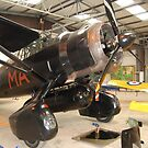 Lysander III (SD), Shuttleworth Trust by Ross Sharp