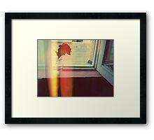 Lost in vintage  Framed Print