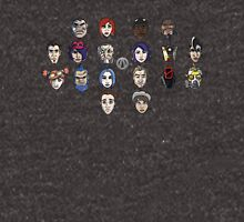 Borderlands- All Vault Hunters  Unisex T-Shirt