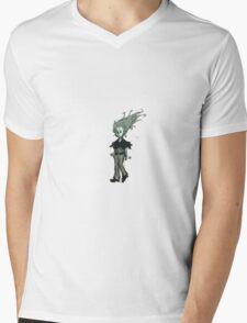 Blown Away Mens V-Neck T-Shirt