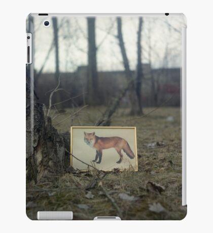 Little fox iPad Case/Skin