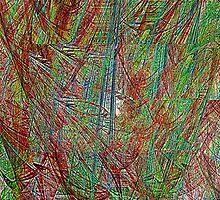 Cerebral Network by Benedikt Amrhein
