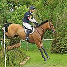 William Fox-Pitt riding Avoca Alibi by MikeSquires