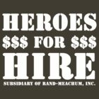 Heroes for Hire by inesbot