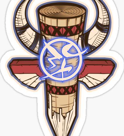 Shaman Totem Sticker