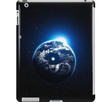 Earth for space iPad Case/Skin