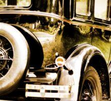 1930 Ford Model A Sticker