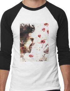 Chris Cornell - The Voice Men's Baseball ¾ T-Shirt