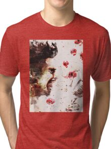 Chris Cornell - The Voice Tri-blend T-Shirt