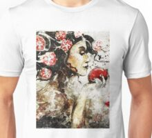 Persephone and the Pomegranate Unisex T-Shirt