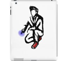 10th Doctor Ink iPad Case/Skin