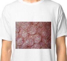 Italian salami Classic T-Shirt