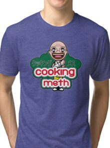 Cooking Meth the Game Tri-blend T-Shirt