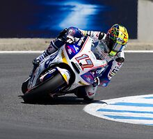 Karel Abraham at laguna seca 2012 by corsefoto