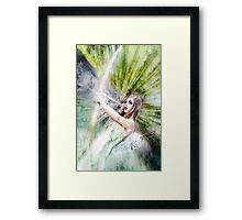 Alexis The Elf Hunter Framed Print