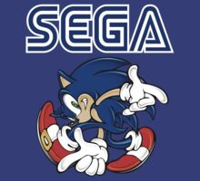 Sega Shirt by TheDorknight