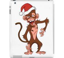 cartoon monkey. iPad Case/Skin