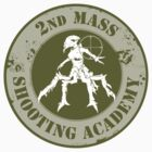 2nd Mass Shooting Academy Sticker by godgeeki