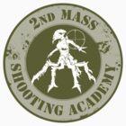 2nd Mass Shooting Academy Sticker by godgeeki