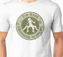 2nd Mass Shooting Academy Sticker Unisex T-Shirt