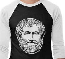 Aristotle Men's Baseball ¾ T-Shirt