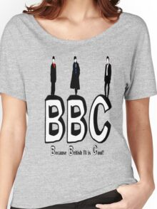 BBC Fandom Women's Relaxed Fit T-Shirt