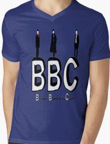 BBC Fandom Mens V-Neck T-Shirt