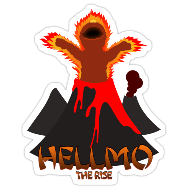 The Rise of Hellmo by LevelB