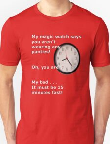 Magic Watch Unisex T-Shirt