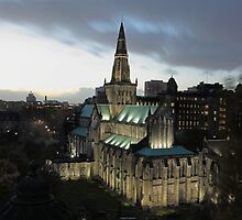 Glasgow Cathedral by GillianSweeney
