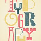 Typography by lodesign