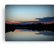 Quiet Reflection Canvas Print
