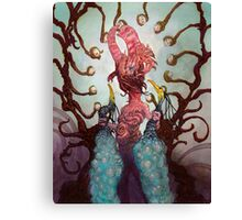 The Ovipositor Canvas Print