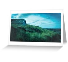 View out to Sea Greeting Card