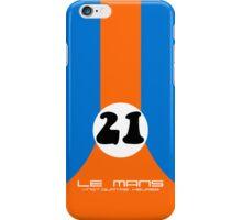 Le Mans Classic Case iPhone Case/Skin