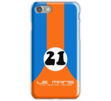 Le Mans Classic Case iPhone Case/Skin