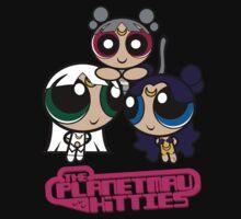 The Planet Mau Kitties!  One Piece - Long Sleeve