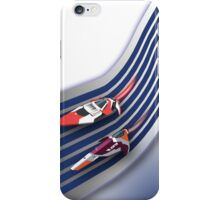 Wipeout Zone iPhone Case/Skin