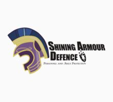 Shining Armour Defence by Silvarrn